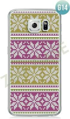 Etui Zolti Ultra Slim Case - Galaxy S6 - Girls Stuff - Wzór G14