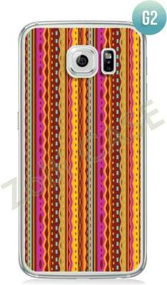 Etui Zolti Ultra Slim Case - Galaxy S6 - Girls Stuff - Wzór G2
