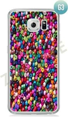 Etui Zolti Ultra Slim Case - Galaxy S6 - Girls Stuff - Wzór G3