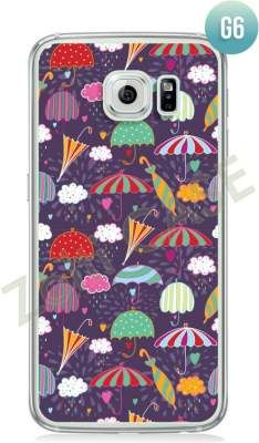 Etui Zolti Ultra Slim Case - Galaxy S6 - Girls Stuff - Wzór G6