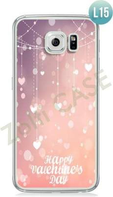Etui Zolti Ultra Slim Case - Galaxy S6 - Romantic - Wzór L15