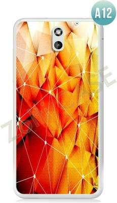 Etui Zolti Ultra Slim Case - HTC Desire 610 - Abstract - Wzór A12