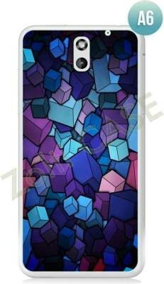 Etui Zolti Ultra Slim Case - HTC Desire 610 - Abstract - Wzór A6