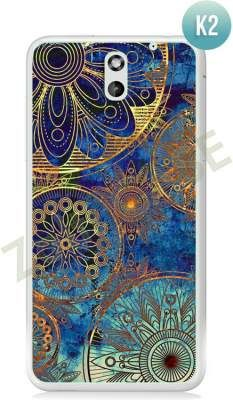 Etui Zolti Ultra Slim Case - HTC Desire 610 - Colorfull- Wzór K2