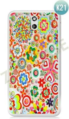 Etui Zolti Ultra Slim Case - HTC Desire 610 - Colorfull - Wzór K21