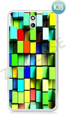 Etui Zolti Ultra Slim Case - HTC Desire 610 - Colorfull - Wzór K36