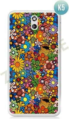 Etui Zolti Ultra Slim Case - HTC Desire 610 - Colorfull - Wzór K5