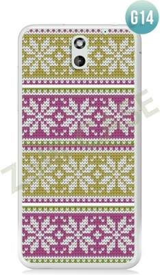 Etui Zolti Ultra Slim Case - HTC Desire 610 - Girls Stuff - Wzór G14