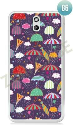 Etui Zolti Ultra Slim Case - HTC Desire 610 - Girls Stuff - Wzór G6