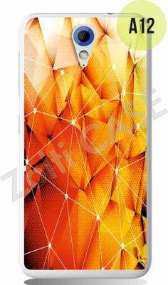 Etui Zolti Ultra Slim Case - HTC Desire 620 - Abstract - Wzór A12