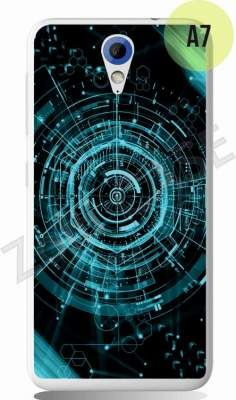 Etui Zolti Ultra Slim Case - HTC Desire 620 - Abstract - Wzór A7