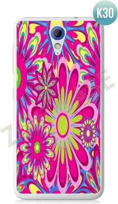 Etui Zolti Ultra Slim Case - HTC Desire 620 - Colorfull - Wzór K30