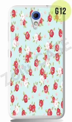 Etui Zolti Ultra Slim Case - HTC Desire 620 - Girls Stuff - Wzór G12