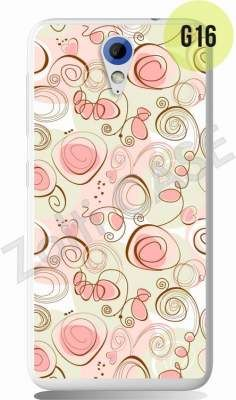Etui Zolti Ultra Slim Case - HTC Desire 620 - Girls Stuff - Wzór G16