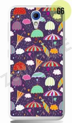 Etui Zolti Ultra Slim Case - HTC Desire 620 - Girls Stuff - Wzór G6