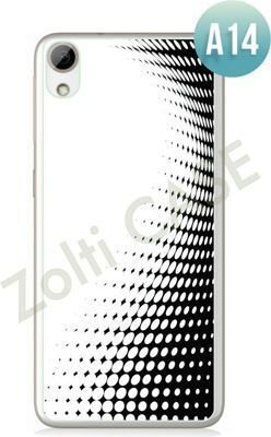 Etui Zolti Ultra Slim Case - HTC Desire 626 - Abstract - Wzór A14
