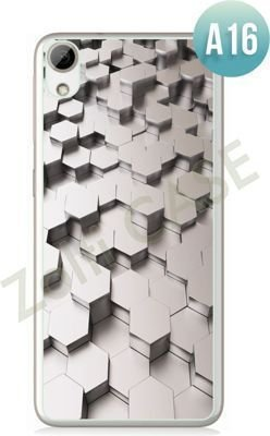 Etui Zolti Ultra Slim Case - HTC Desire 626 - Abstract - Wzór A16