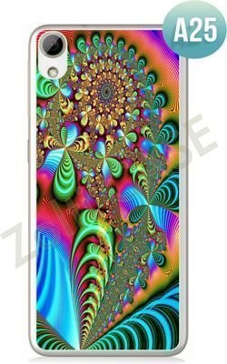 Etui Zolti Ultra Slim Case - HTC Desire 626 - Abstract - Wzór A25