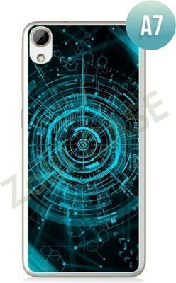 Etui Zolti Ultra Slim Case - HTC Desire 626 - Abstract - Wzór A7