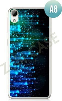 Etui Zolti Ultra Slim Case - HTC Desire 626 - Abstract - Wzór A8