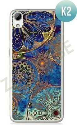 Etui Zolti Ultra Slim Case - HTC Desire 626 - Colorfull- Wzór K2