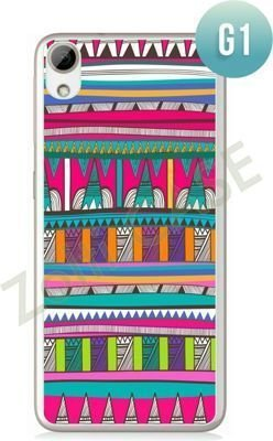 Etui Zolti Ultra Slim Case - HTC Desire 626 - Girls Stuff - Wzór G1