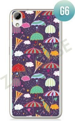Etui Zolti Ultra Slim Case - HTC Desire 626 - Girls Stuff - Wzór G6