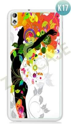 Etui Zolti Ultra Slim Case - HTC Desire 816 - Colorfull - Wzór K17
