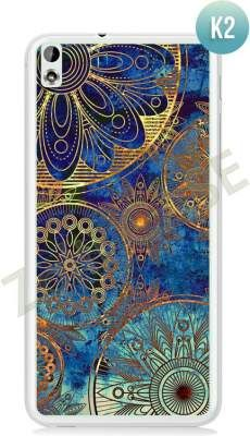 Etui Zolti Ultra Slim Case - HTC Desire 816 - Colorfull- Wzór K2