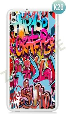 Etui Zolti Ultra Slim Case - HTC Desire 816 - Colorfull - Wzór K26