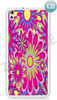 Etui Zolti Ultra Slim Case - HTC Desire 816 - Colorfull - Wzór K30