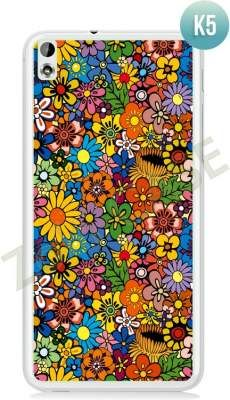 Etui Zolti Ultra Slim Case - HTC Desire 816 - Colorfull - Wzór K5