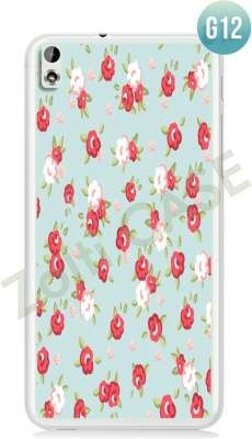 Etui Zolti Ultra Slim Case - HTC Desire 816 - Girls Stuff - Wzór G12