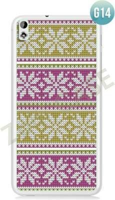 Etui Zolti Ultra Slim Case - HTC Desire 816 - Girls Stuff - Wzór G14