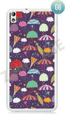 Etui Zolti Ultra Slim Case - HTC Desire 816 - Girls Stuff - Wzór G6