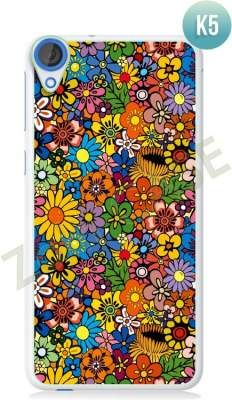 Etui Zolti Ultra Slim Case - HTC Desire 820 - Colorfull - Wzór K5