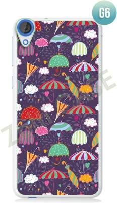 Etui Zolti Ultra Slim Case - HTC Desire 820 - Girls Stuff - Wzór G6