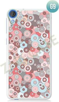 Etui Zolti Ultra Slim Case - HTC Desire 820 - Girls Stuff - Wzór G9