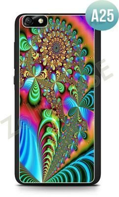 Etui Zolti Ultra Slim Case - Huawei 4X - Abstract - Wzór A25