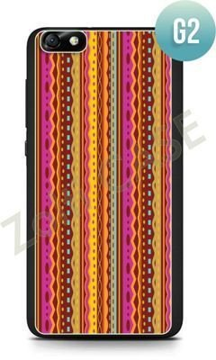 Etui Zolti Ultra Slim Case - Huawei 4X - Girls Stuff - Wzór G2