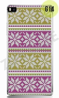 Etui Zolti Ultra Slim Case - Huawei P8 - Girls Stuff - Wzór G14