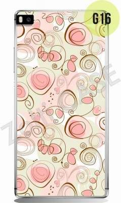 Etui Zolti Ultra Slim Case - Huawei P8 - Girls Stuff - Wzór G16