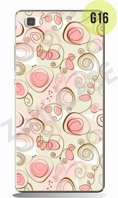 Etui Zolti Ultra Slim Case - Huawei P8 Lite - Girls Stuff - Wzór G16