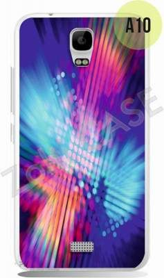 Etui Zolti Ultra Slim Case - Huawei Y5 - Abstract - Wzór A10