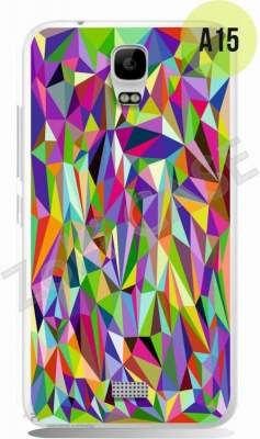 Etui Zolti Ultra Slim Case - Huawei Y5 - Abstract - Wzór A15