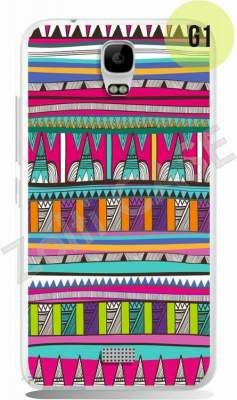 Etui Zolti Ultra Slim Case - Huawei Y5 - Girls Stuff - Wzór G1