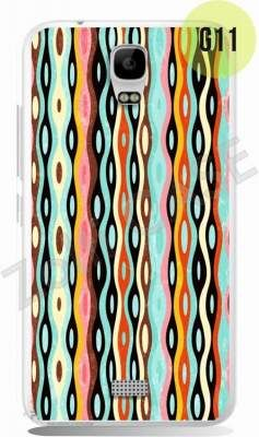 Etui Zolti Ultra Slim Case - Huawei Y5 - Girls Stuff - Wzór G11
