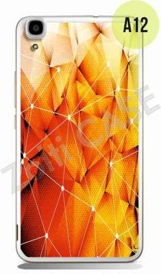 Etui Zolti Ultra Slim Case - Huawei Y6 - Abstract - Wzór A12
