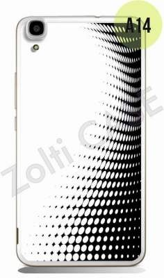 Etui Zolti Ultra Slim Case - Huawei Y6 - Abstract - Wzór A14