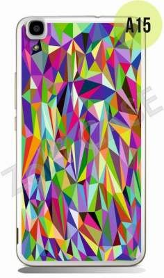 Etui Zolti Ultra Slim Case - Huawei Y6 - Abstract - Wzór A15